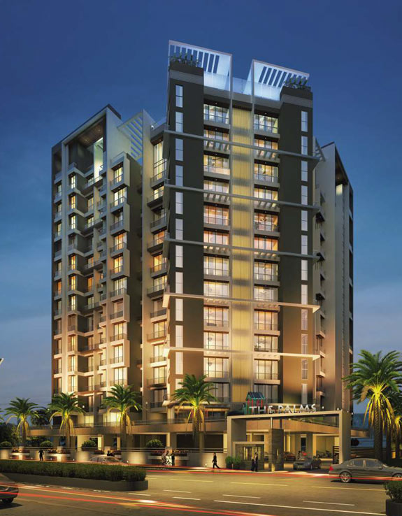 The Palms: Residential Project in Nerul