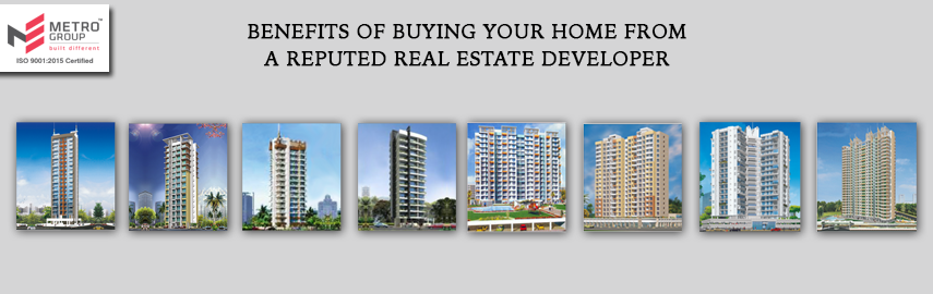 real estate developer in navi mumbai