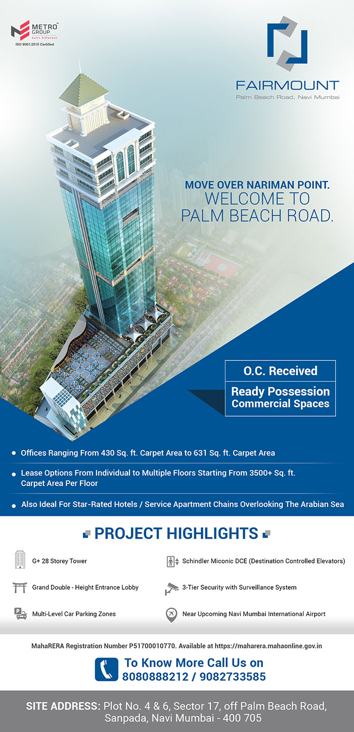 commercial projects in navi mumbai